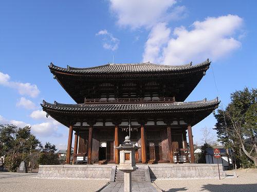 試みの大仏殿と行基菩薩のお寺『喜光寺』@奈良市郊外