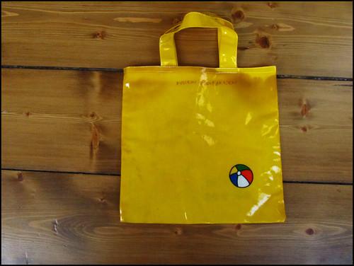 Miffy bag for yard sale