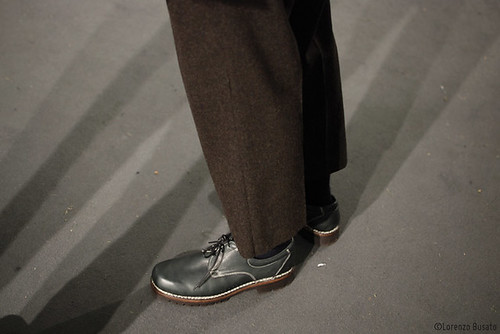 Fabio Quaranta A/W 11-12 - Backstage