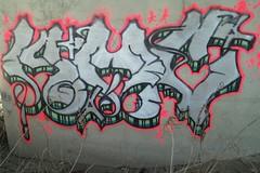 Hoakz (kloud8) Tags: county orange knuckle heads graffitti anaheim kalle hoax krack khc hoaks 54c hoeks akhc hoex herros khclick khcre khck