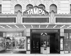 The Tampa Theatre (SeanGalbraith.com) Tags: delete10 delete9 tampa delete5 delete2 theatre delete6 delete7 delete8 delete3 delete delete4 save 4x5 largeformat crowngraphic ilfordfp4 deletedbydeletemeuncensored believeinfilm