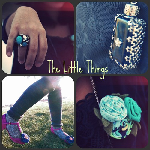 Little things collage