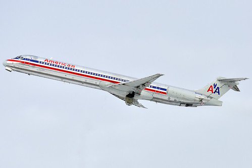 American Airlines McDonnell Douglas MD-83 (DC-9-83) (N9412W)