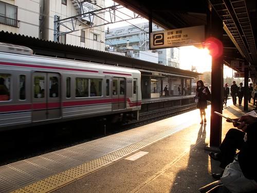 Daitabashi Station