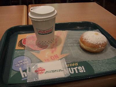 krispy kreme donuts@shibuya
