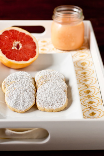 Grapefruit Meltaways