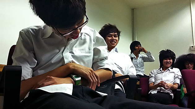 v74's students