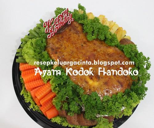 Ayam Kodok Handoko