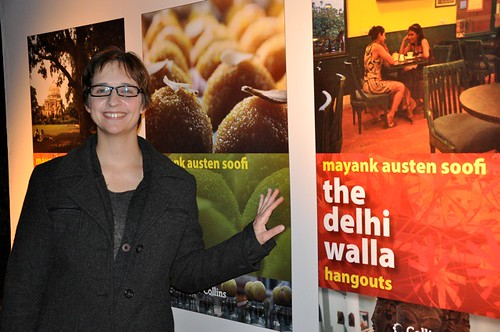 The Delhi Walla Books – Launch Event, Lodhi Restaurant