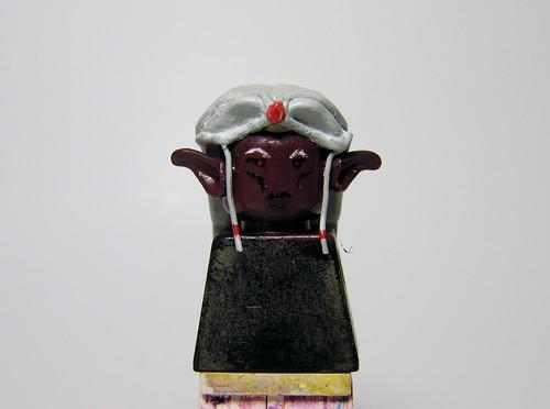 Custom minifig Dark Elf- WIP