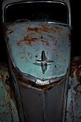 Ford Prefect (Ben Sugden) Tags: ford abandoned car nikon tasmania hobart exploration prefect d90 bensugden