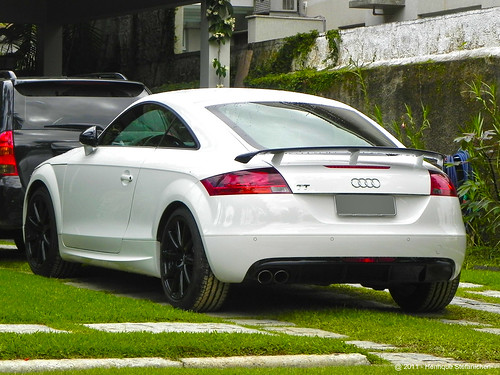 Audi Tt White. Audi TT White. Only 15 cars were made in this version, preety rare