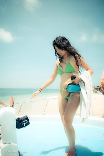 Penghu Beach Babe