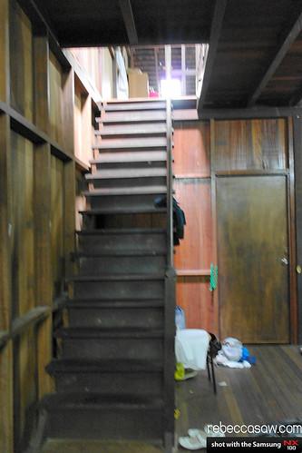 Iban longhouse, sarawak cultural village-8