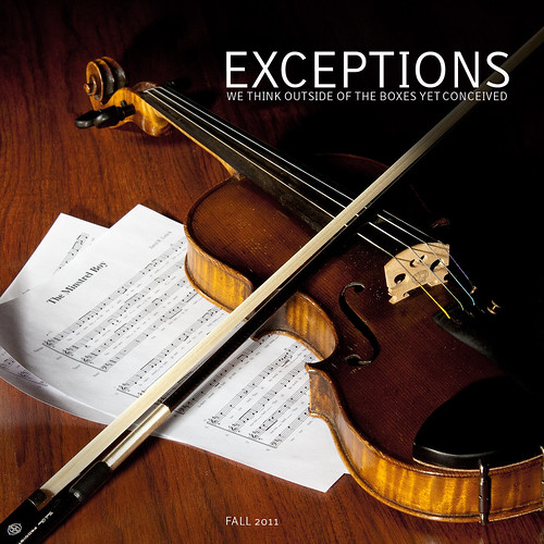 Exceptions-Violin