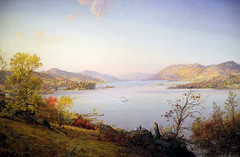 Jasper Francis Cropsey - Greenwood Lake at Smithsonian American Art Museum Washington DC (mbell1975) Tags: lake art by museum painting landscape francis smithsonian dc washington jasper gallery museu greenwood musée musee m american museo muzeum müze cropsey museumuseum