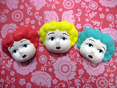 Candy Color China Heads!