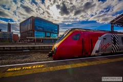 ChesterRailStation2016.09.22-7 (Robert Mann MA Photography) Tags: chesterrailstation chesterstation chester cheshire chestercitycentre trainstation station trainstations railstation railstations arrivatrainswales class175 class150 virgintrains class221 supervoyager class221supervoyager merseyrail class507 city cities citycentre architecture nightscape nightscapes 2016 autumn thursday 22ndseptember2016 trains train railway railways railwaystation