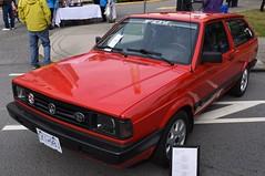 1990 VW Fox CL Wagon (D70) Tags: 1990 vw fox cl wagon north vancouver general hospital the grand farewell invitational classic car show a hrefhttpsyoutuberijwc5r8yg relnofollowyoutuberijwc5r8yga