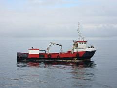 Workboat Lyrawa Bay