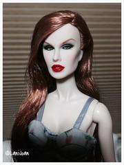 "Fabulous Fields Luchia Z (Fashion Royalty Lj - ""Bringing Dolls To Life"") Tags: fabulousfieldsluchiaz toys integritytoys dolls"