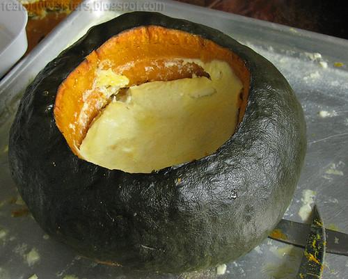 Buttercup Squash Custard aka Sankya Lapov 2