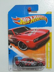 2011 hotwheels dodge challneger drift car (Jose Michael S. Herbosa) Tags: drift dodgechallenger 2011hotwheels