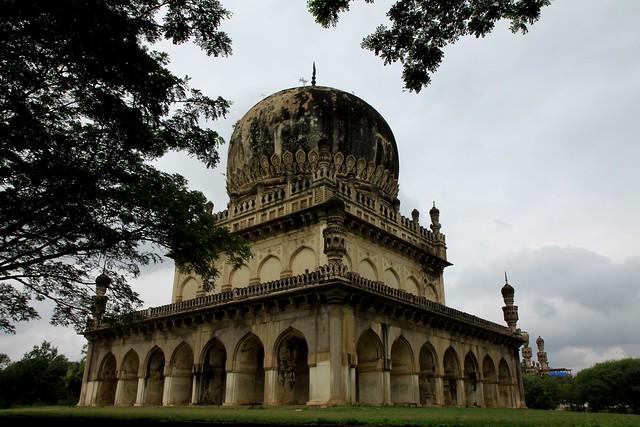 Tomb of Sultan Abdullah Kutub Shai