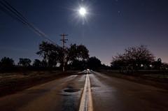 Piner Road by Moon Light (Randy Wentzel Photography) Tags: light moon afterdark longexposuresatnight westsonomacountycalifornia