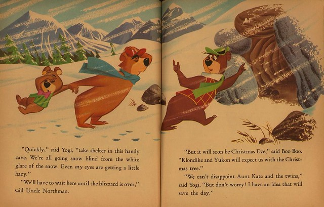 Yogi Bear - A Christmas Visit011