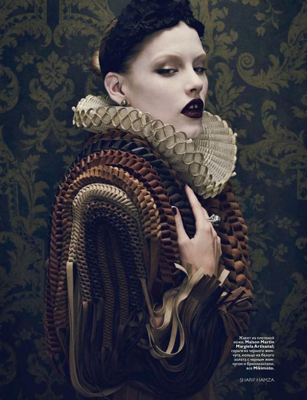Vogue Russia December 2010 4