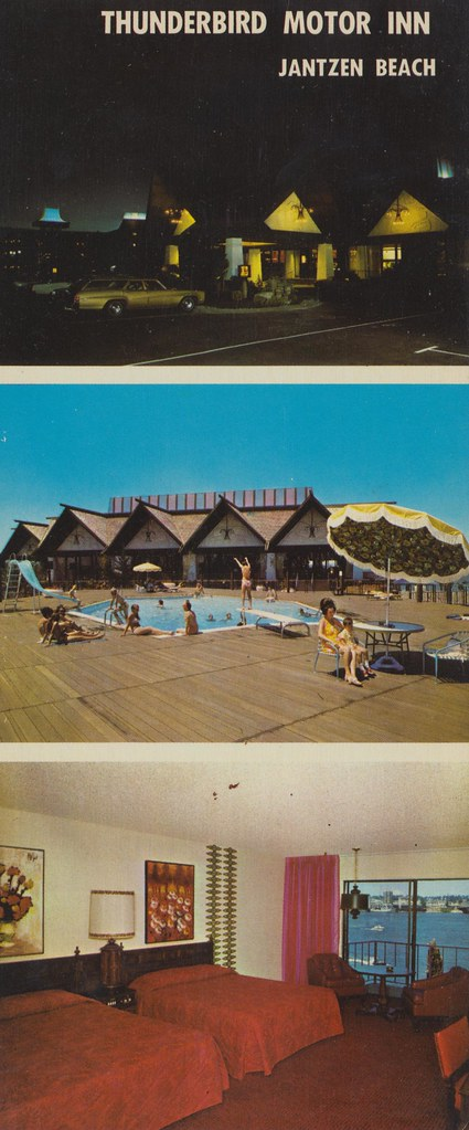 Thunderbird Motor Inn Jantzen Beach - Portland, Oregon