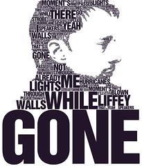 Thom Yorke (axlesax) Tags: portrait music lyrics song text type thomyorke radiohead howtodisappearcompletely