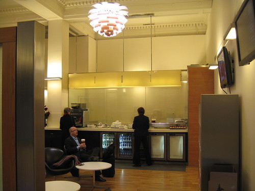 First Class Waiting Room, London Paddington
