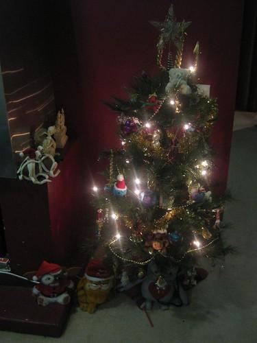 XMAS tree!
