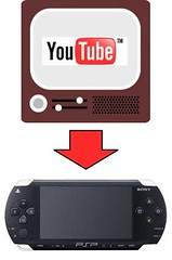 PSP Tube: Ver videos de Youtube en la PSP