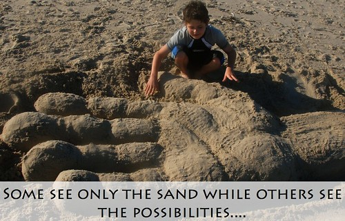 Sand and Possibilities