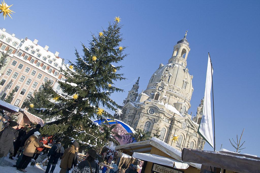 Dresden / Germany - Jarmark Bożonarodzeniowy