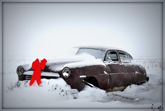 Christmas Car. (Huleo-1) Tags: