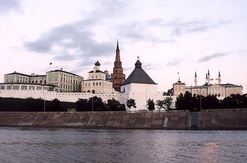 Tatarstán – islámský stát uprostřed Ruska