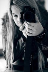 Just to say... (Verygio' Photography ) Tags: self canon 50mm veronica grazie specchio verygio incontrartioggisochenonstatouncaso