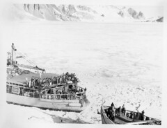 The USS Burton Island (AG-88) and the USS Edisto (AG-89) Breaking Ice (Smithsonian Institution) Tags: ship antartica usnavy usn southpole icebreaker uscg smithsonianinstitution unitedstatesnavy uscoastguard unitedstatescoastguard agb2 smithsonianinstitutionarchives ussedistoag89 ag89 ussedisto ussedistoagb2 uscgcedistowagb284 uscgcedisto wagb284 operationwindmill ussburtonislandag88 ussburtonisland ag88 uscgcburtonislandwagb283 uscgcburtonisland wagb283 windclass ussburtonislandagb1 agb1