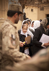 ANCOP supports Afghan schools (NATO Training Mission-Afghanistan) Tags: charity afghanistan children anp 2010 ancop ntma