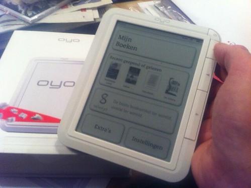 oyo e-reader