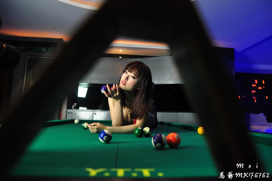 美女---2010-1203 五 Mei~歐悅~馬爺