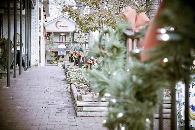 Dahlonega Town Square