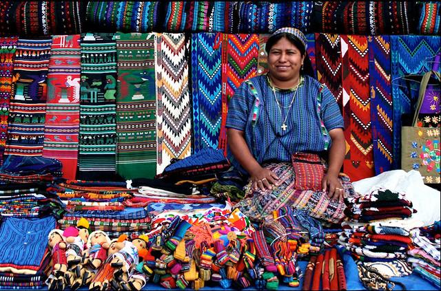Street Vendor, Solola