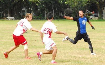 Manila Spirits 2010: Running