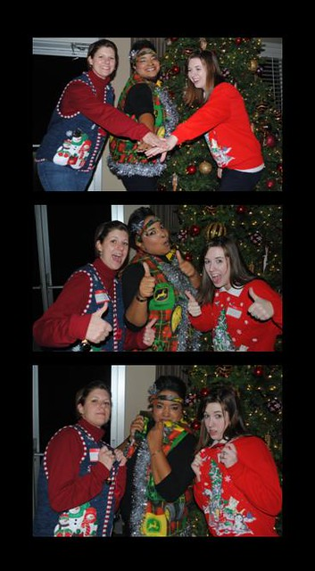 Tacky Christmas Sweater Party 1
