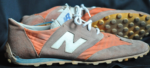 New Balance, Model Unknown, Circa 1980 (extended view)